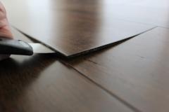 Engineered wood delamination