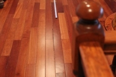 Wood Flooring Gapping at subfloor joints