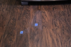 Laminate Flooring Discolored Wear Layer