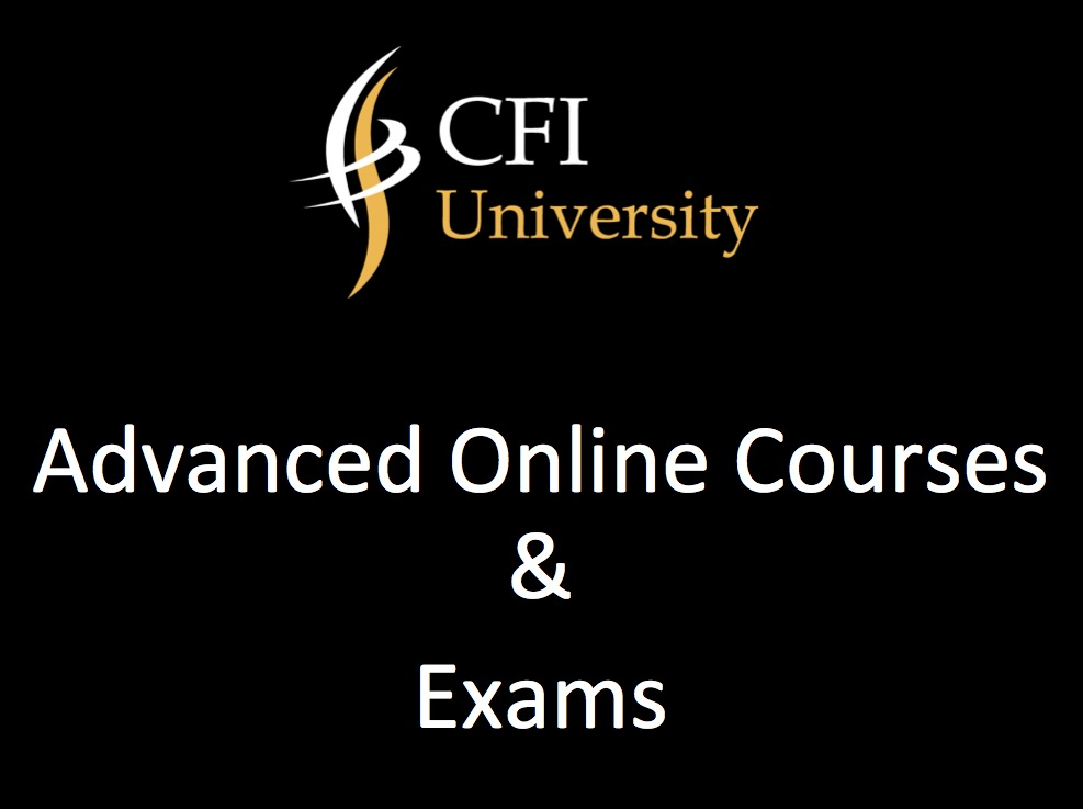 Click to View Advanced Courses and Exams