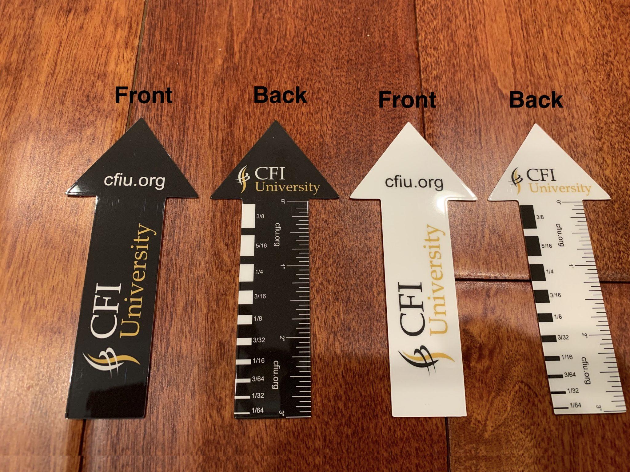 Arrow-Measuring Tool Set of 2